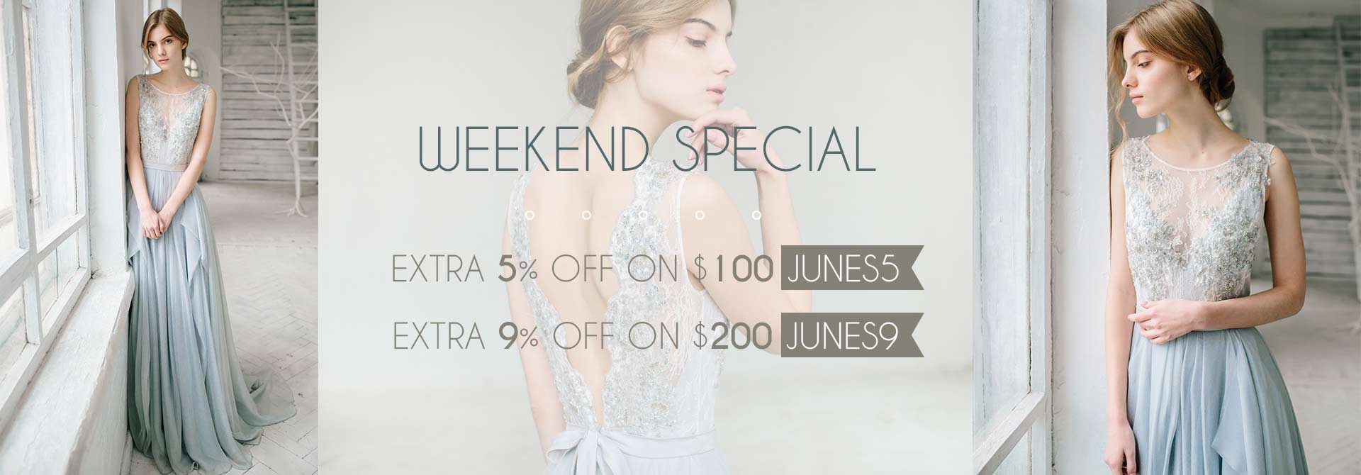 Extra 5% Off on $100 JUNES5
